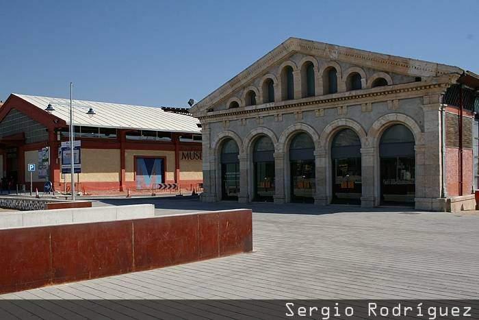 Lugares de interés en Tarragona. Tinglados y refugios