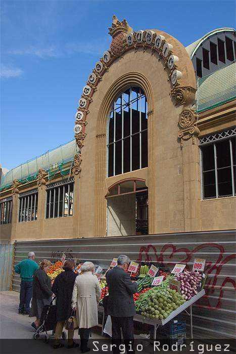 Tarragona Modernista. Mercado Central