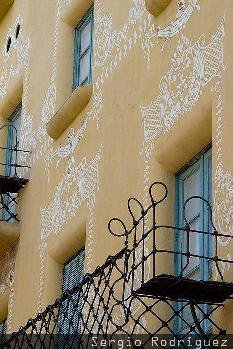 Modernismo en Tarragona. Casa Ximenis