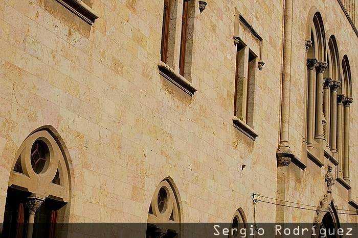 Tarragona Modernista. El Seminario