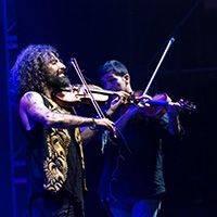 Concierto de Ara Malikian Festival ETC Tarragona 2016