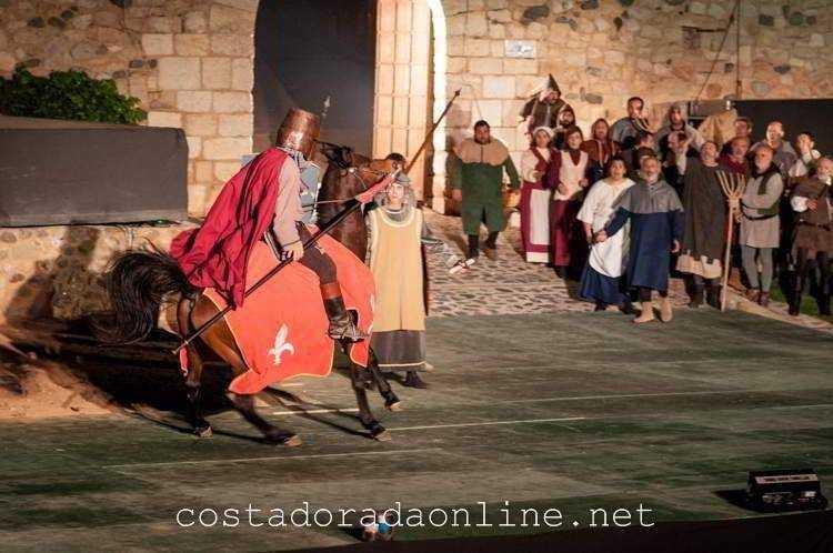 Montblanc semana medieval sant jordi