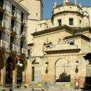 Plazas de Reus. Plaza Antiguas Pescaderías