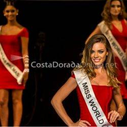 Miss World Salou 2016. Costa Dorada