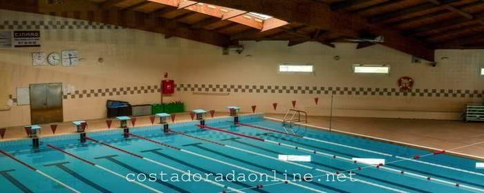 Palacio de Deportes de Cambrils , piscina municipal
