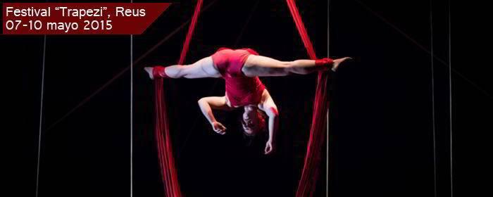 Trapezi feria del circo 2015 Reus