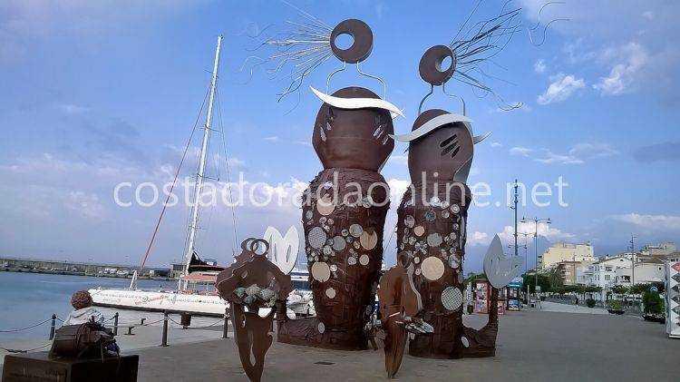 Monumento al Mar, Cambrils