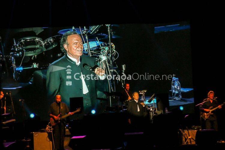 Julio Iglesias, Festival internacional de música de Cambrils 2016