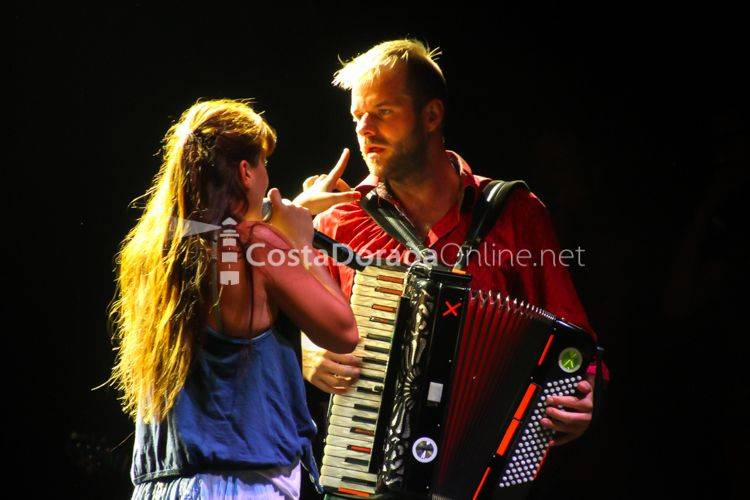 La Gran Pegatina, festival internacional musica Cambrils; FIM Cambrils