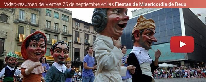 Fiestas Misericordia 2015, Reus