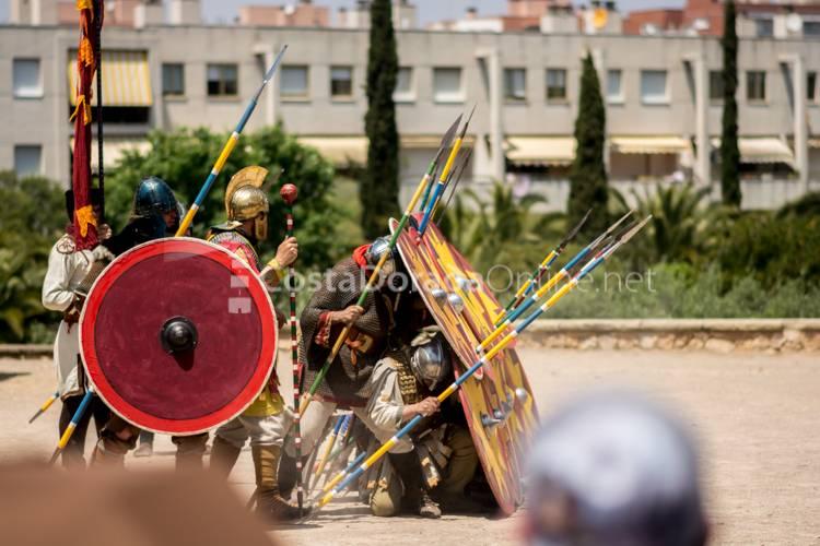 tarraco viva festival romano tarragona 2016 39