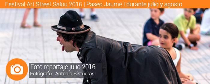 Festival Art Street Salou 2016
