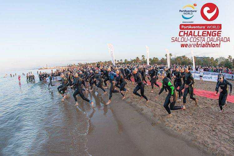 PortAventura World Challenge Salou Natación