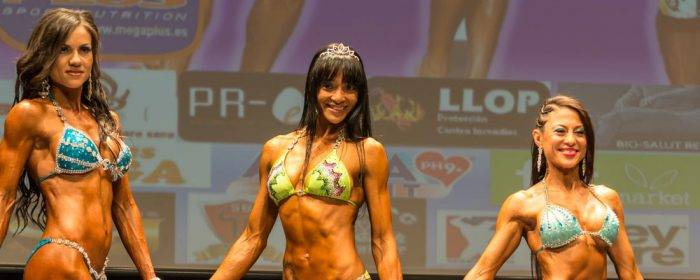 Provincial fisioculturismo fitness Tarragona 2016