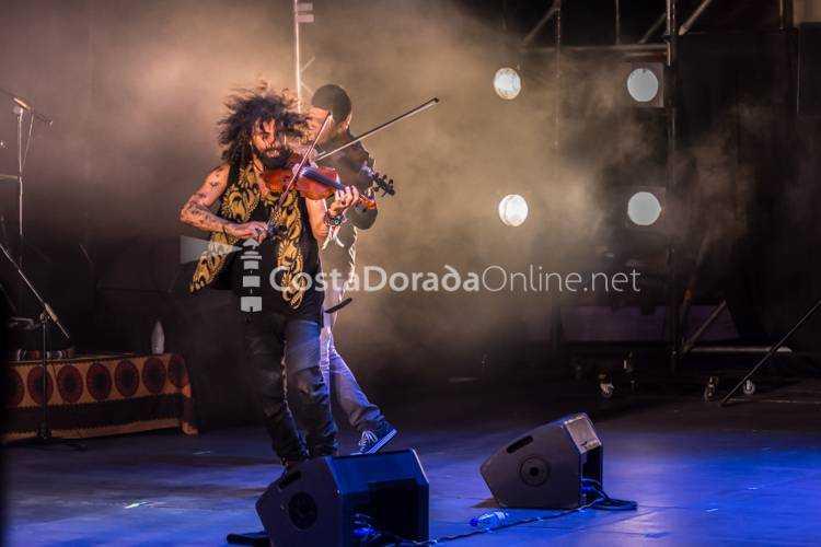 ara malikian festival ETC Tarragona 2016