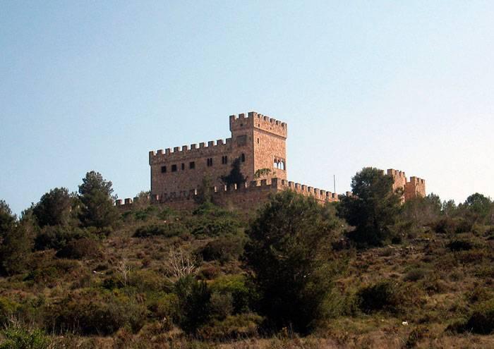 castillo de Masllorenç