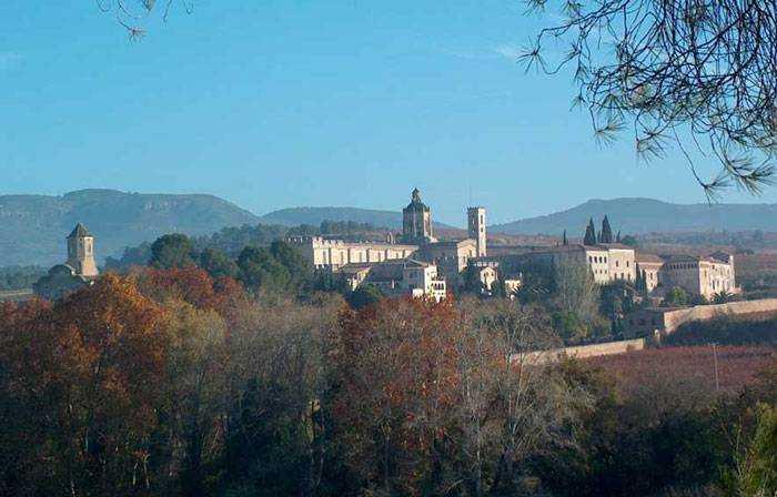 Santes Creus Ruta Cister, Monasterio de Santes Creus