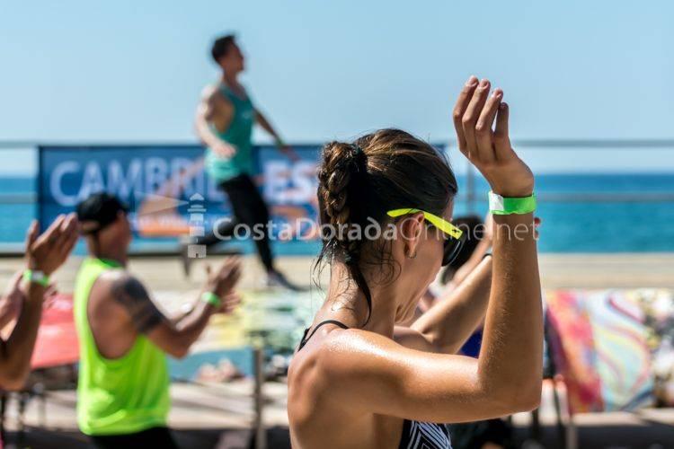 Cambri fit evento Cambrils 2016; Fitness Cambri