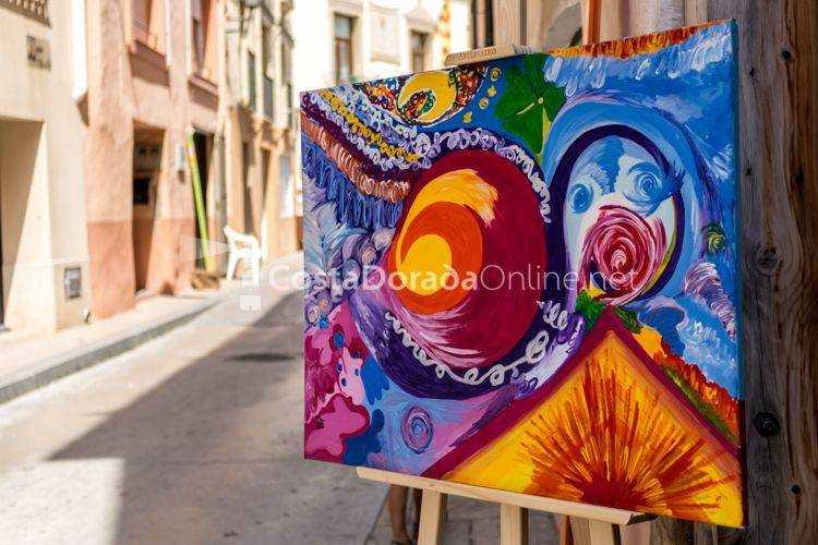 Montbriart, muestra de artes visuales Montbrió del Camp 2016
