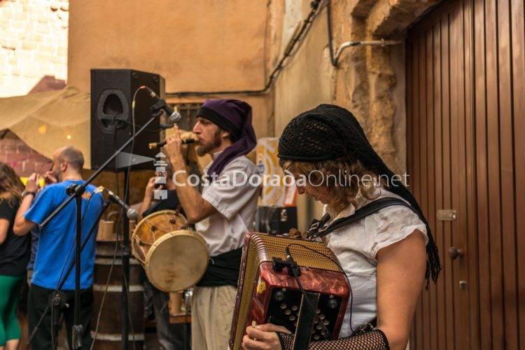 alcover xiv edicion Feria de bandoleros 2016