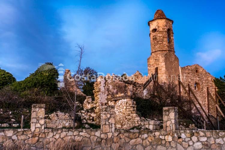 pueblo La Mussara