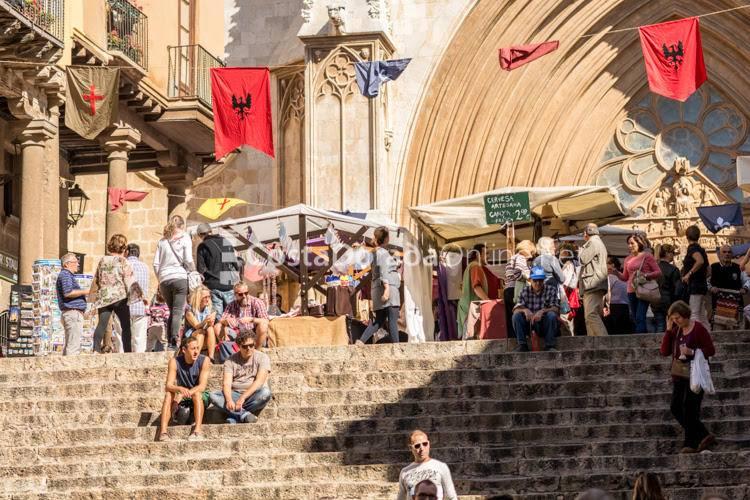 Mercado Medieval de Tarragona; Edicion XXII