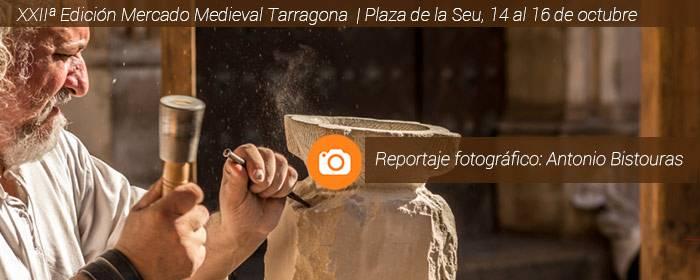 mercado medieval de Tarragona, XXII edición 2016