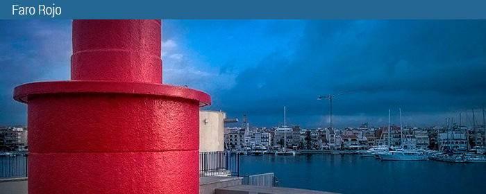 Faro Rojo Cambrils Slide