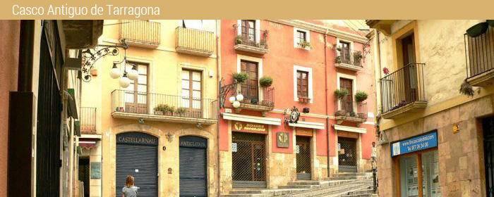 Casco Antiguo Tarragona slide