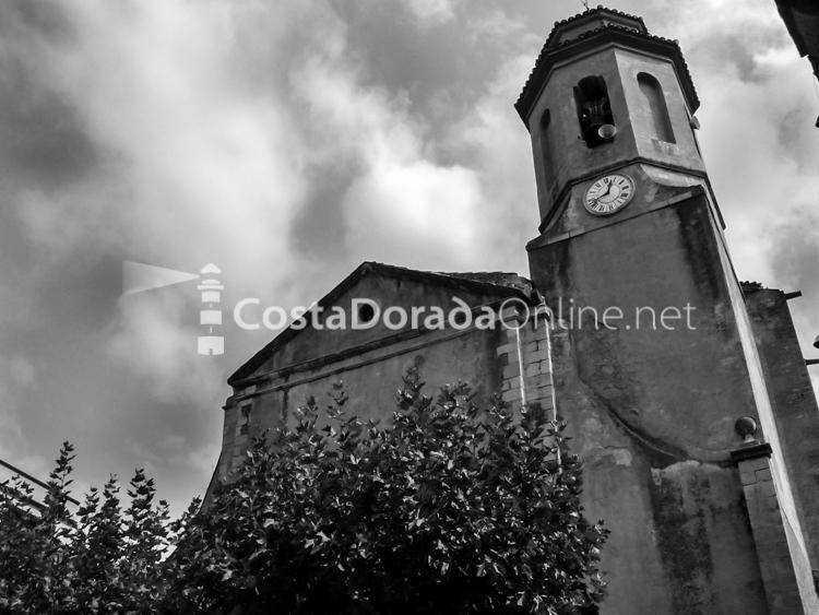 Pueblo Pradell de la Teixeta Iglesia