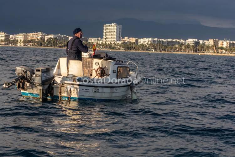 Fiesta del Calamar;Salou fiesta del calamar 2016 Embarcación