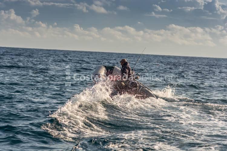 Fiesta del Calamar; Salou fiesta del calamar 2016 bote