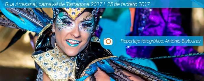 rua artesanal carnaval tarragona 2017