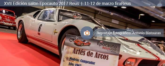 XVII edicion epocauto reus 2017