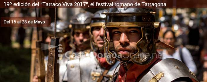 festival romano tarraco viva tarragona