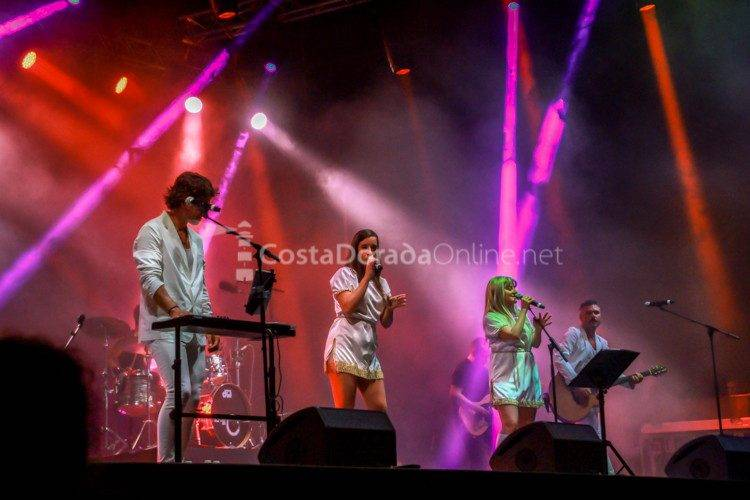ABBA, the new experience. FIM Cambrils 2017