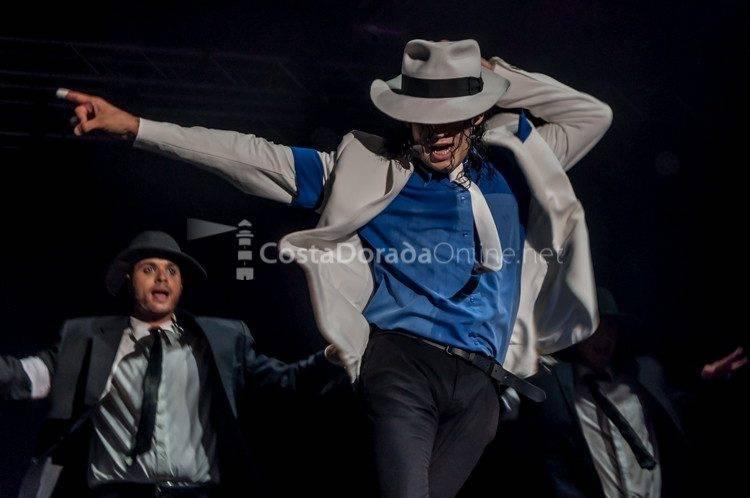 Concierto Michael´s Legacy, Tributo a Michael Jackson; FIM Cambrils 2017
