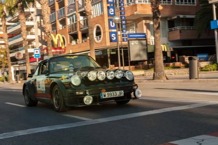 rally costa dorada legend salou 2017