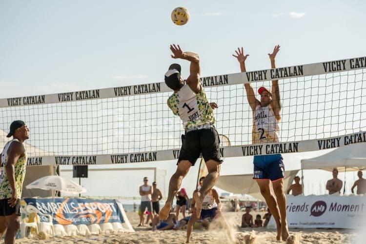 Cambrils Voley Playa Vichy Catalan