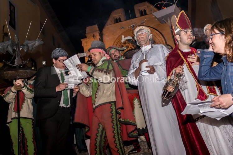 Tarragona Carnaval entierro  Carnestoltes 2017