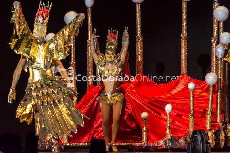 Tarragona Carnaval Disfressa d'Or 2017