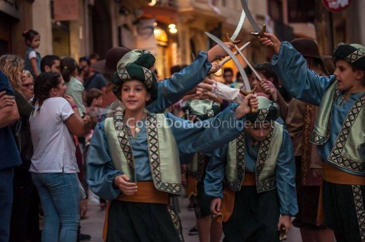 Reus Fiesta Misericordia Baile Marcos Vicente