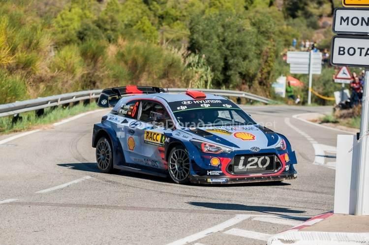 Rally Costa Dorada 2017