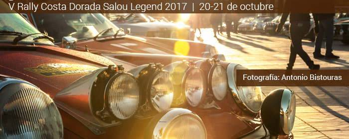 rally costa dorada legend salou 2017