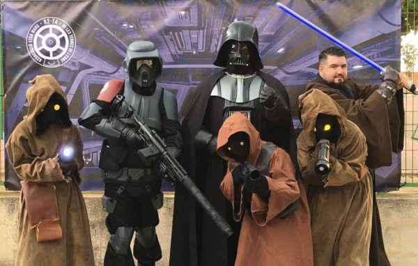 Starraco Wars grupo 2017