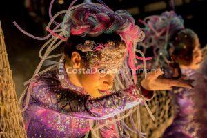 carnaval tarragona 2018 rua de lluiment