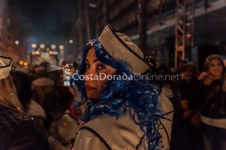 Coso Blanco, la fiesta de invierno de Salou