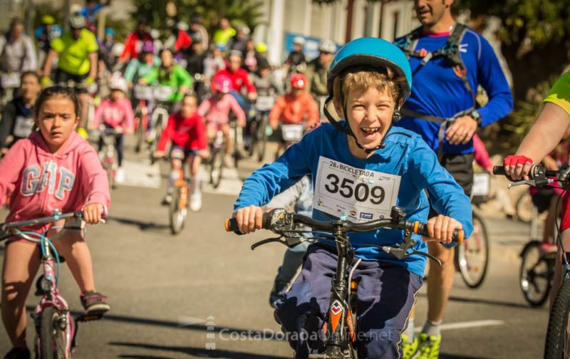 28a bicicletada popular tarragona