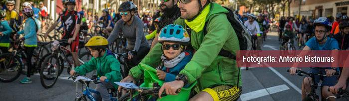 Bicicletada popular Tarragona