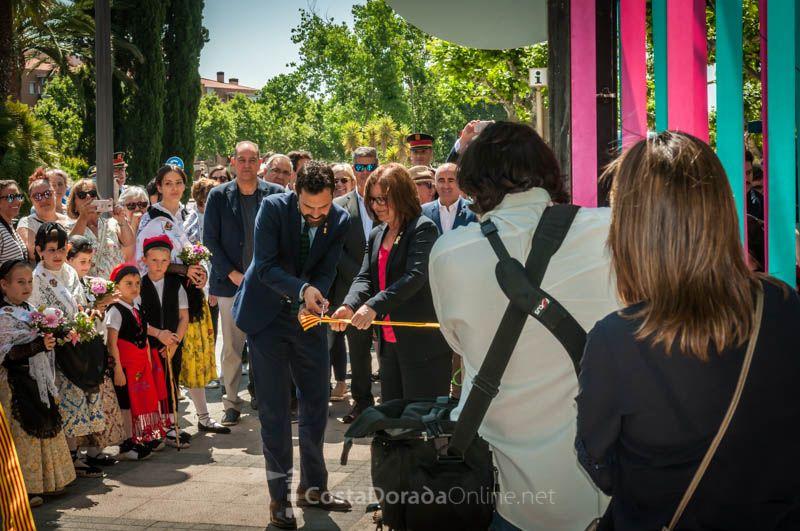 Inauguración Fira multisectorial Cambrils 2018